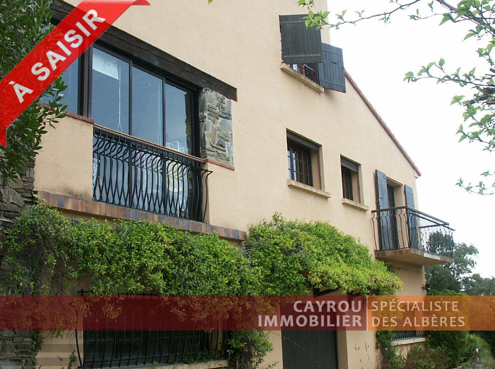 Offres de vente Propriete Montesquieu-des-Albères (66740)