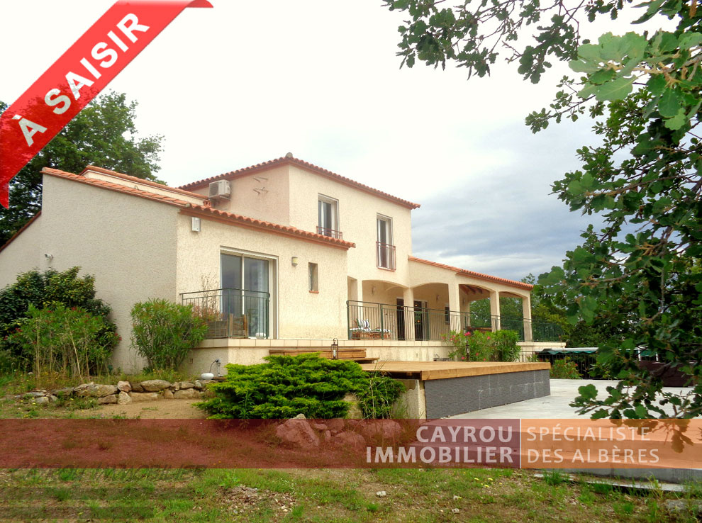 Offres de vente Propriete Villelongue-dels-Monts (66740)